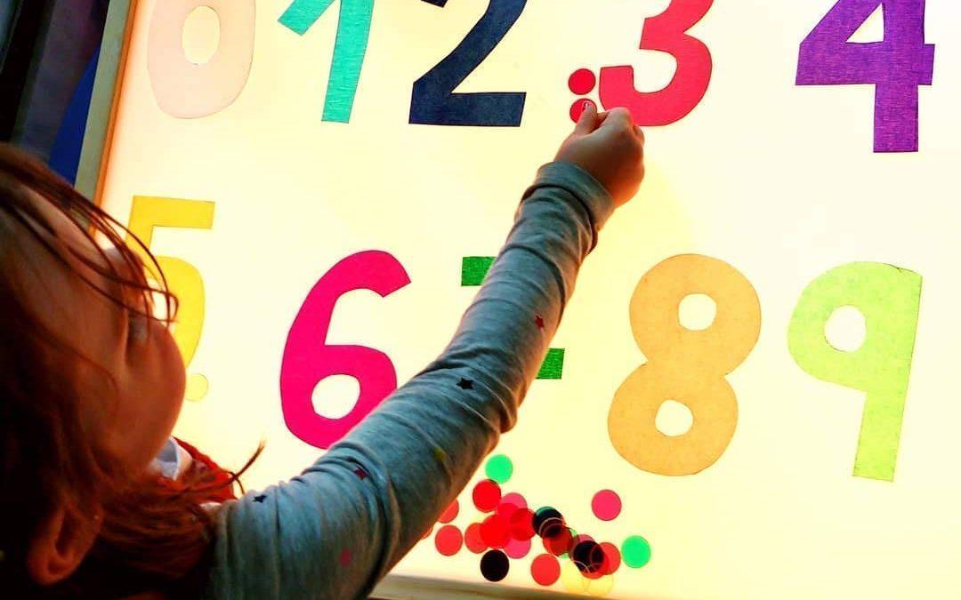 La mejor Caja de Luz Montessori en 2019