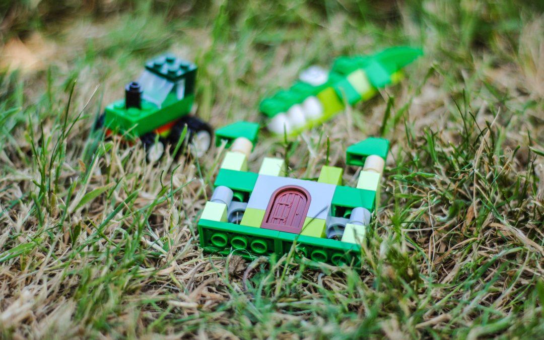 Lego DUPLO, toda la diversión de Lego para niños desde 1 año y medio