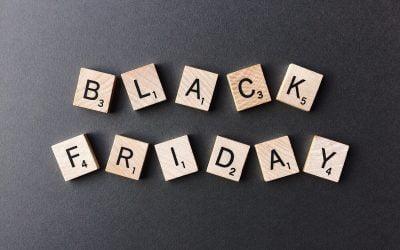 ¿Estás preparada para cazar las mejores ofertas en juegos y juguetes del Black Friday y el Ciber Monday?