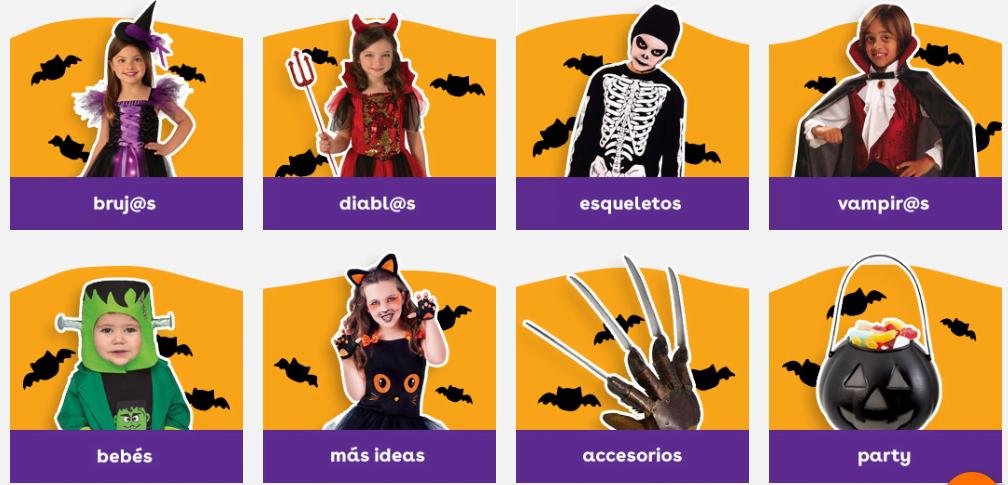 Halloween en ToysArus: 25% de descuento en disfraces y accesorios 1