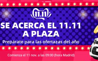 Singles Day o 11.11 en España: ofertas en juguetes