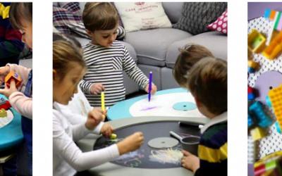 MUtable, opiniones sobre la mesa multijuego para niños de 1 a 8 años