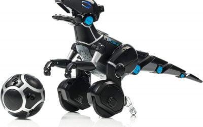Dinosaurio robot MiPosaur: opiniones, comparativa, vídeos, tutoriales y enlaces de compra
