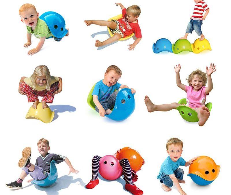 Bilibo de Moluk, el juguete que es lo que tu peque quiere que sea