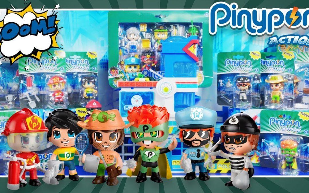 Pinypon Action: tenemos todas las novedades
