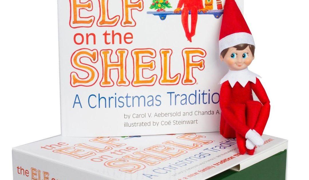 ¿De dónde viene la tradición navideña de The Elf on the Shelf o el Elfo en el Estante?